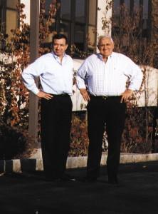 Ed Dorian Júnior e Ed Dorian Senior