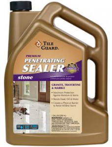 Tile Guard Premium Penetrating Sealer Stone