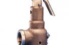 bronze valve for air stream