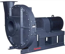 soplador centrifrugal