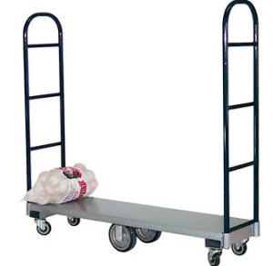 diamond deck cart