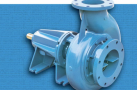 end suction pump for flow