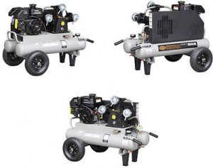 gas powered compressors