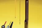 lab and test thermometers