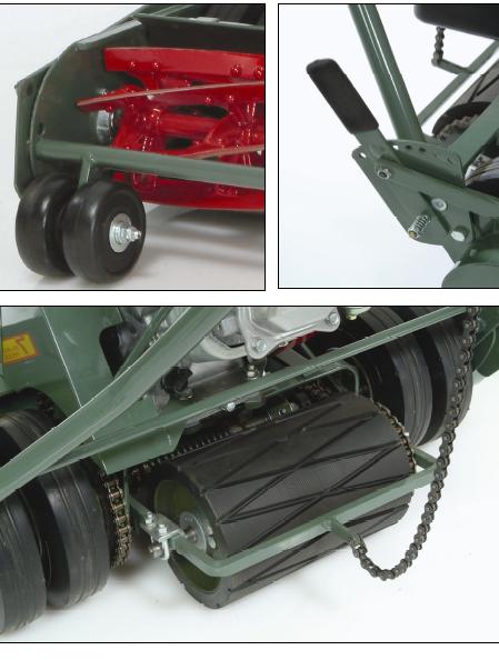 reel mower engine - Dorian Drake International Inc