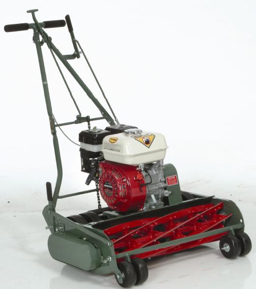 reel mower - Dorian Drake International Inc