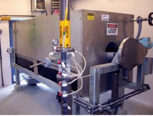 rotary drum thickener