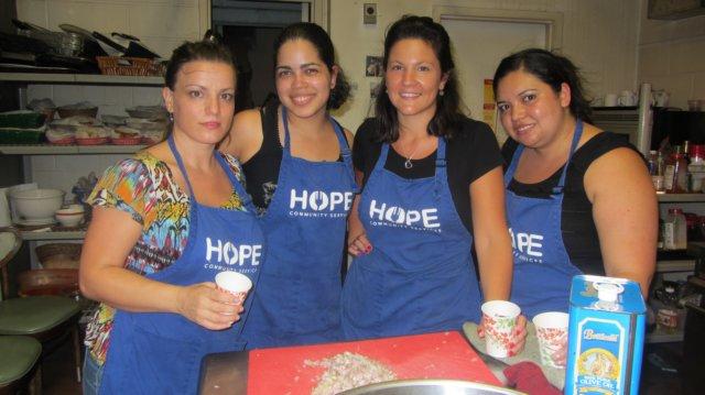 Hope Kitchen New Rochelle