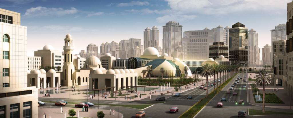 Madinah Knowledge Economic City is the third of six economic cities under construction in Saudi Arabia