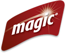 Magic logo on Dorian Drake International