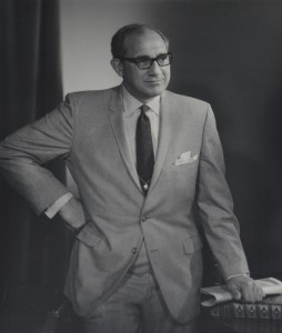 Ed Dorian Sr., President of Drake America Corporation, circa 1967