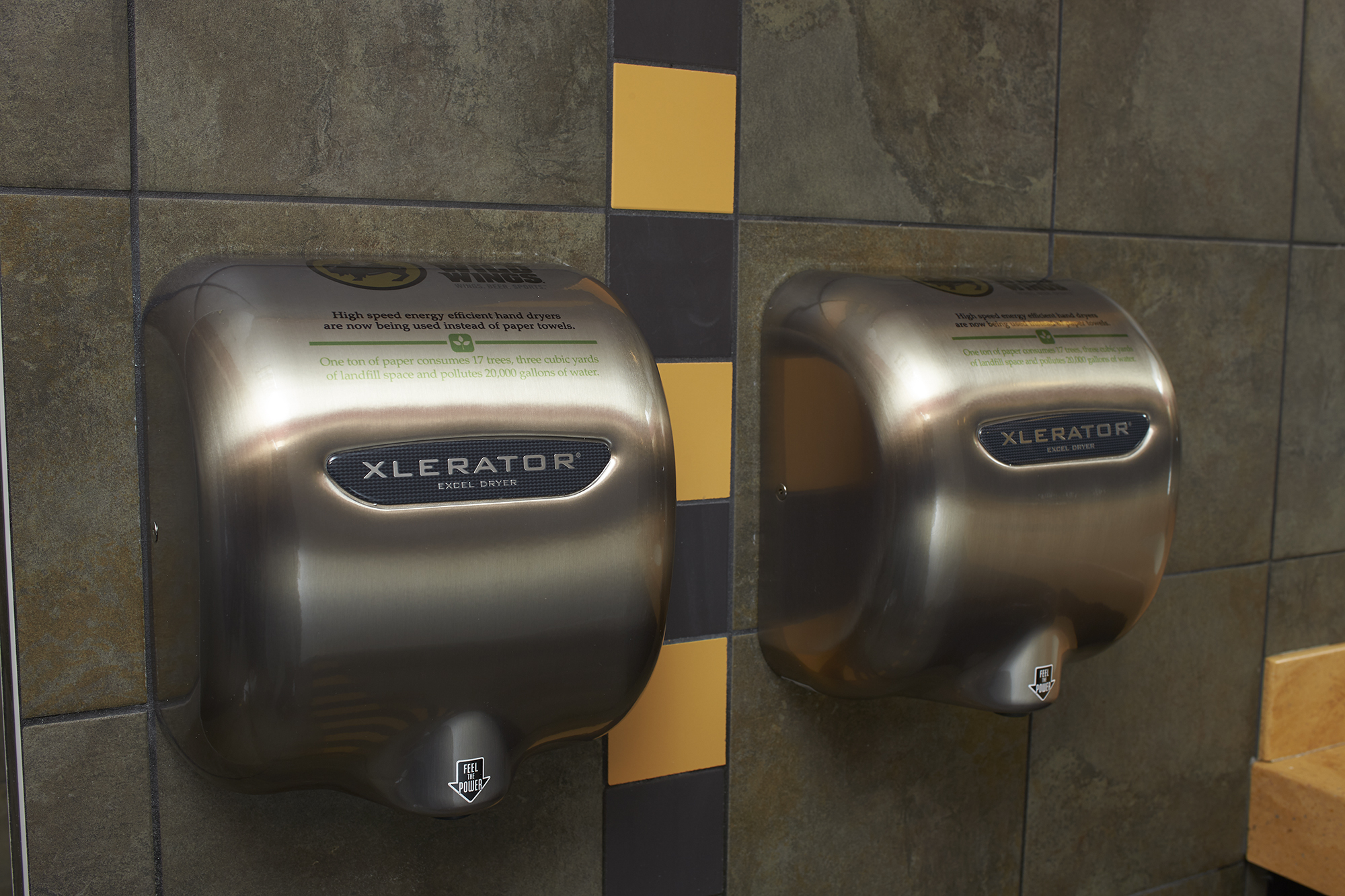 excels product lines feature xlerator hand dryer - Excel Hand Dryer