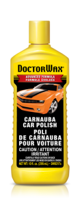 Dorian Drake is pleased to represent Doctor Wax, a line of car care products.