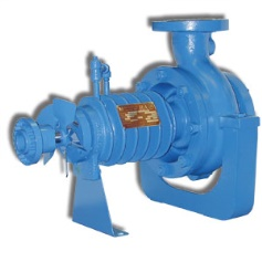 RA Series Air Cooled Thermal Liquid/Hot Oil Pumps