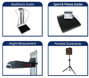 Befour, manufacturer of Fitness and Medical Scales and represented on Dorian Drake International