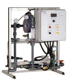 VeloBlend - Series VM2400 - Liquid Polymer Activation - polymer blending