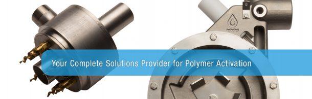 VeloDyne - VeloBlend polymer blending banner