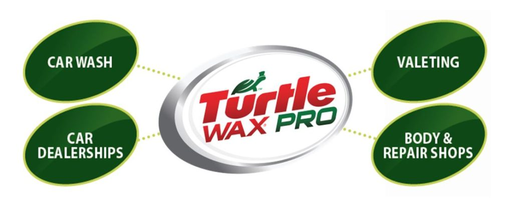 Turtle Wax Pro Line Products for Car Care Markets Image