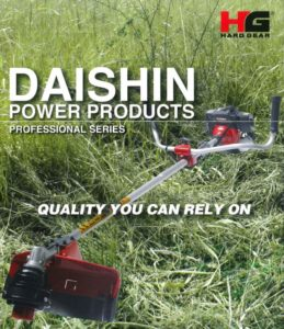Daishin Brushcutter Image