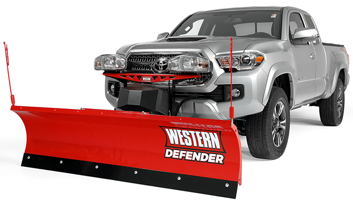 Western - Defender Snow Plow
