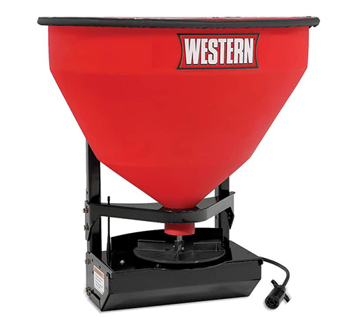 Western - Low-Profile 300W Tailgate Spreader