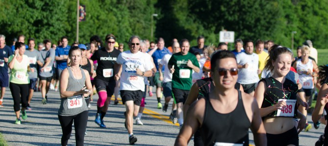 Westchester Corporate Cup 5k Summer Race Series Returns to Purchase College