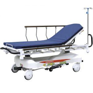 Medical Care Bed - Platinum Hospital Transport Stretcher