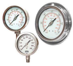 high-pressure-industrial-pressure-gauges