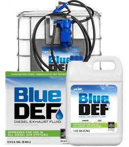 BlueDEF 柴油排气液