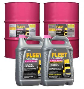 PEAK FLEET Charge Antifreeze and Coolants