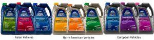 PEAK OET Antifreeze and Coolants