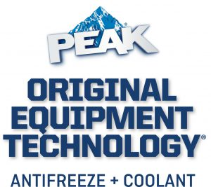 峰值 OET 防冻剂和冷却液