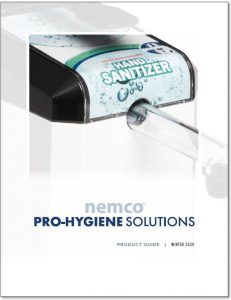 Nemco Pro-Hygiene Products Exported by Dorian Drake