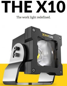 (THE X10)Raycore Lights - Specialty Work Lights Manufacturer