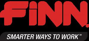 FINN Hydroseeders - Smarter Ways to Work Logo