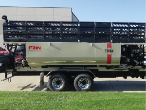 Titant HydroSeeder